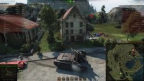 World of Tanks Grille 15 - Танканул арту на 1700