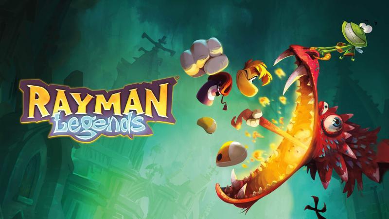 Раздача Rayman Legends