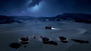 "Homeworld: Deserts of Kharak ""Трейлер дополнения Soban Fleet Pack"""