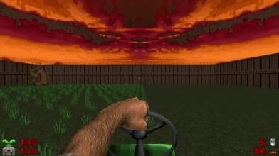 Мод для Doom - Газонокосилка