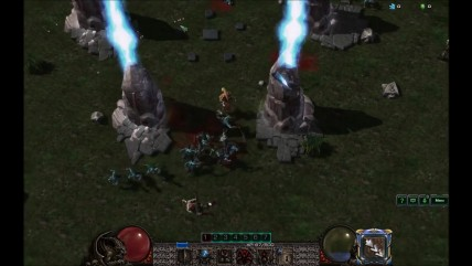 Diablo 2 на движке Starcraft 2: The Curse of Tristram