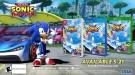 Трейлер к скорому релизу Team Sonic Racing