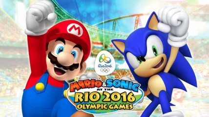 Новый трейлер Heroes Showdown для Mario & Sonic at the Rio 2016 Olympic Games
