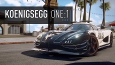 "Need for Speed: Rivals ""Трейлер Koenigsegg One:1"""