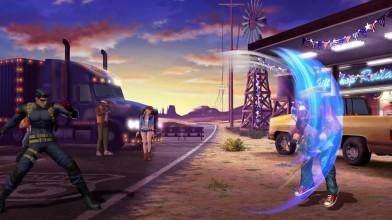 The King of Fighters XIV - Трейлер DLC-персонажа Хэйдерн