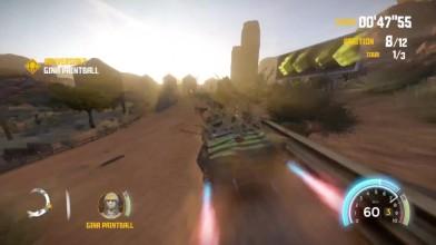 Подборка аварий FlatOut 4 на PS4 Pro