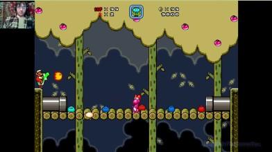 Super Mario Bros. X (v. 2.0) - The Invasion 2 - 6 уровень - Лесная порь (прохождение на русском)