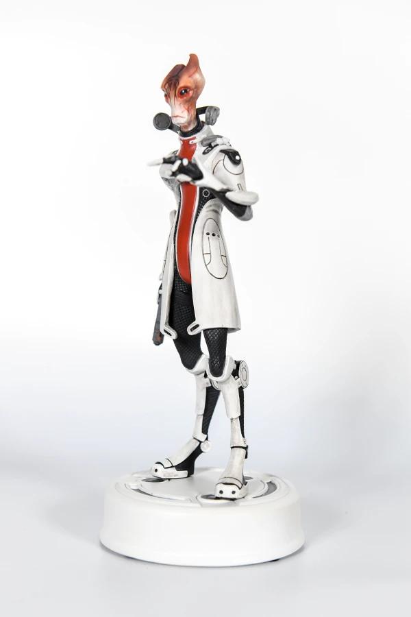 Анонсирована статуэтка Мордина Солуса из Mass Effect, которую можно купить в магазине BioWare