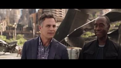 Мстители 3: Война Бесконечности - Русское видео о фильме и съёмках #2 - Возвращение в Ваканду