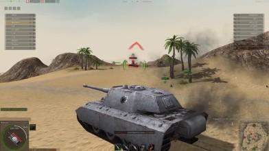 Ground War: Tanks - Обзор Mammut