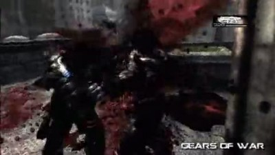 "Gears of War 2 ""Graphics Comparison of War"""