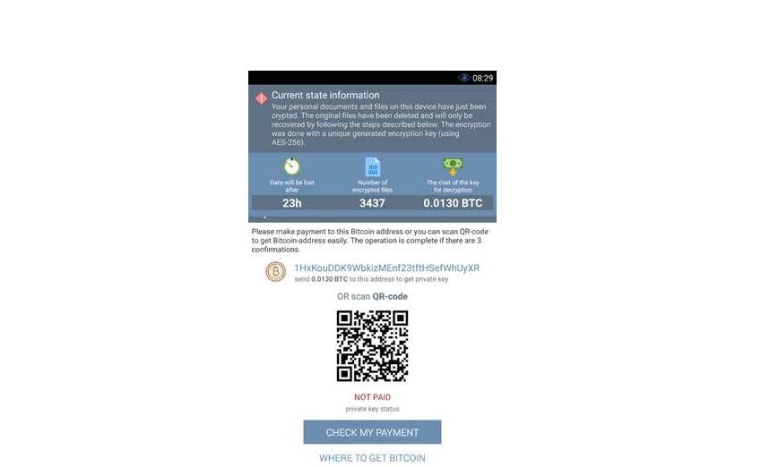 Восстание телефонов: андроид вымогает упользователей деньги Сегодня в16:58