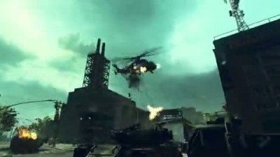 "Prototype 2 ""Tank Mayhem Trailer"""