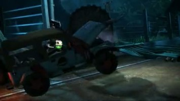 "Jurassic Park ""Action Montage Gameplay Trailer"""