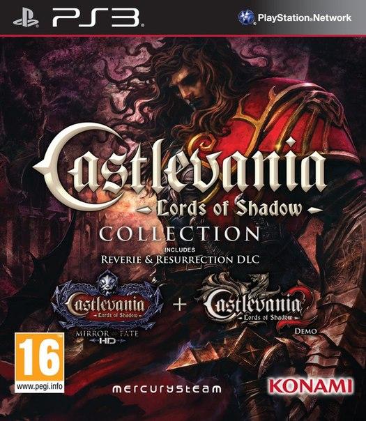 Castlevania: Lords of Shadow Collection выйдет 8 ноября