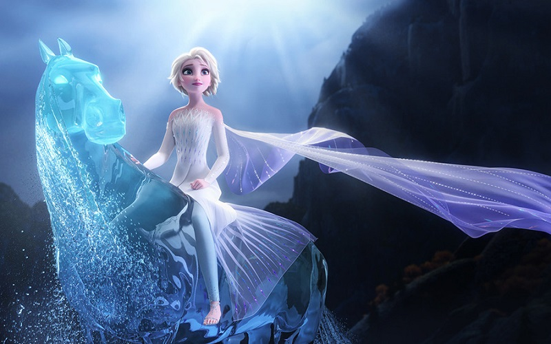 Мультфильм «Холодное сердце 2» стал самым кассовым вистории