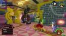 Kingdom Hearts HD 1.5 ReMIX прохождение игры часть 6 - Город Траверса