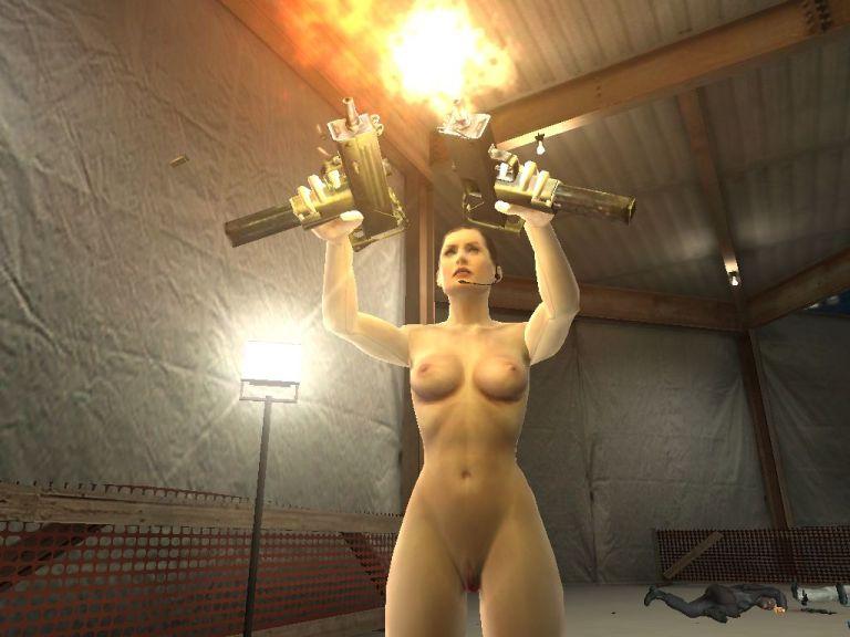 Max Payne Mona Nude 16