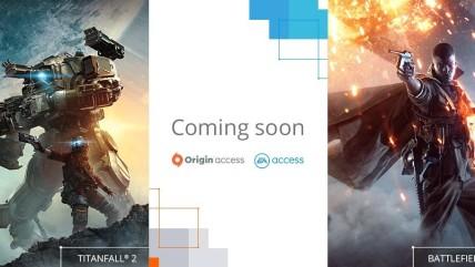 Titanfall 0 будет доступна в Origin Access в Августе