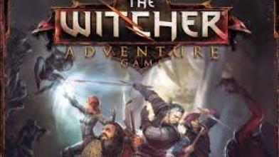 Завтра выходит The Witcher Adventure Game