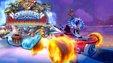 Skylanders SuperChargers выйдет на IOS