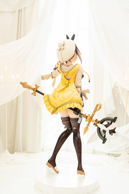 Gust выпустит статую в натуральную величину по героине из Atelier Ryza: Ever Darkness & the Secret Hideout за $26 тыс