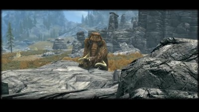 Трейлер пародия на The Elder Scrolls V: Skyrim - Special Edition