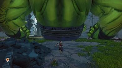 Побоище с гигантскими орками в новом геймплее Extinction