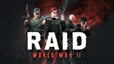 В Raid: World War II начались бесплатные выходные и сменилась цена