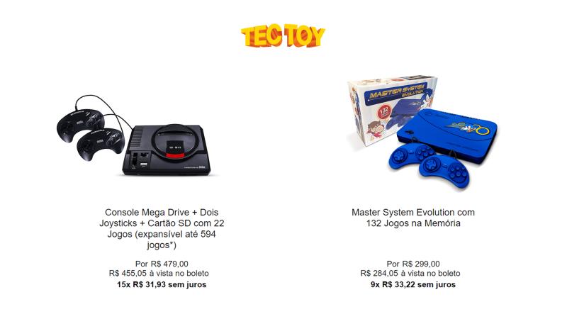 Mega Drive в кредит не хотите?