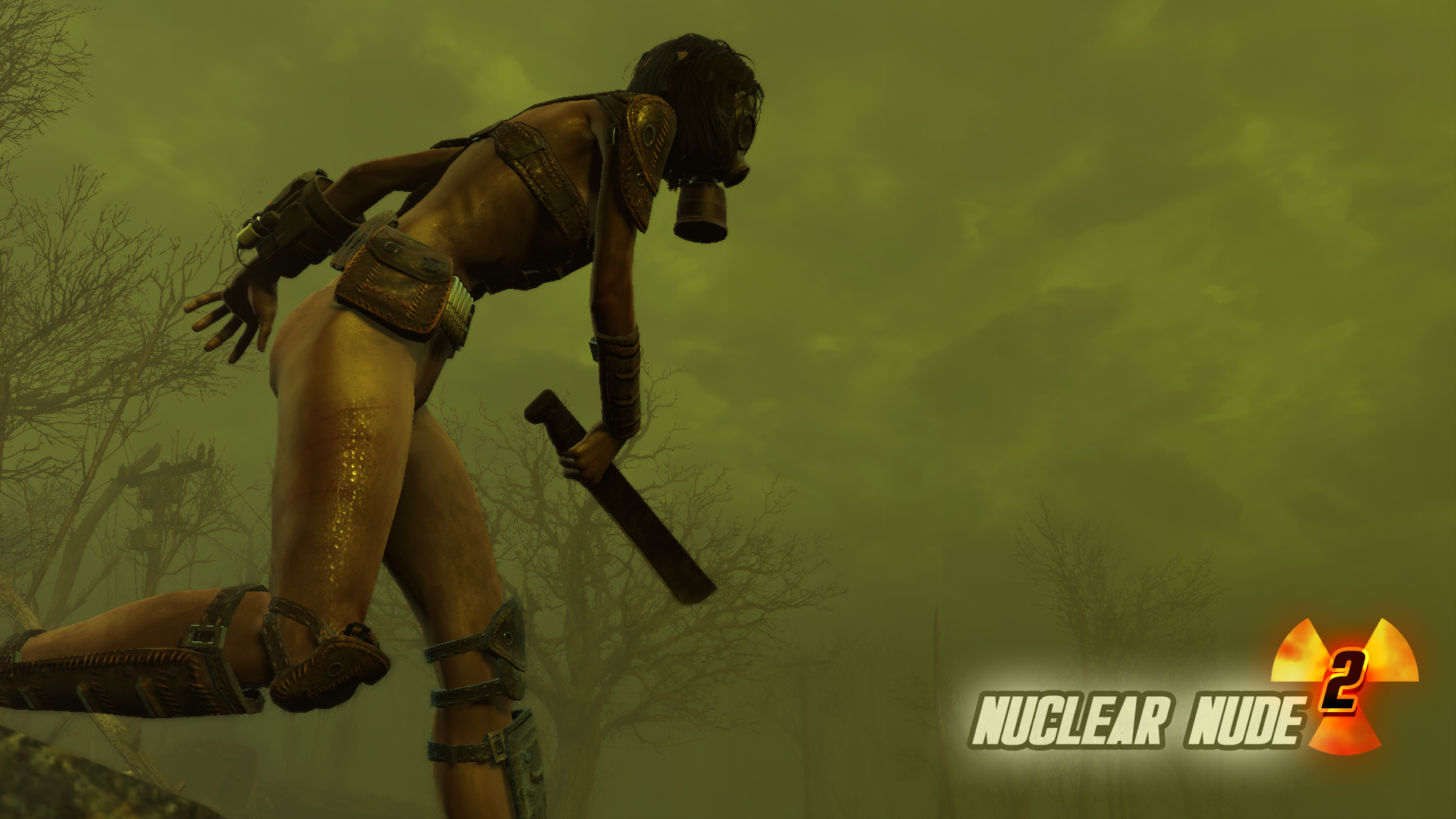 Fallout3 nude mod fucking photo