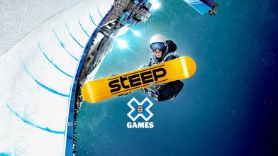 Релиз Steep X Games