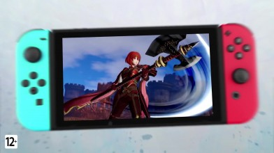Fire Emblem Warriors - Минерва (Nintendo Switch)