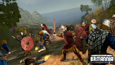 Англосаксонская Англия в Total War Saga: Thrones of Britannia