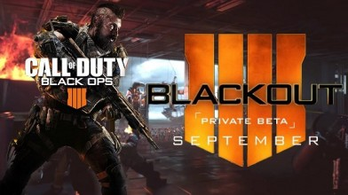 Call of Duty: Black Ops 4 Blackout Beta тест GPU/CPU