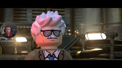 LEGO DC Super-Villains #1 Лекс Лютор и Соломон Гранди