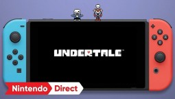 Undertale выйдет на Nintendo Switch