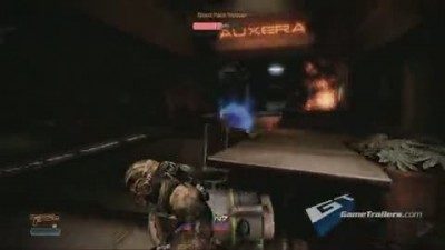 "Mass Effect 2 ""Vanguard Class Reveal Gameplay"""