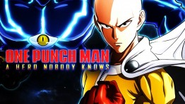 Новый трейлер One Punch Man: A Hero Nobody Knows