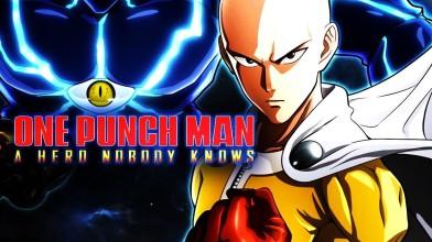 Новый трейлер One Punch Man: A Hero Nobody Knows
