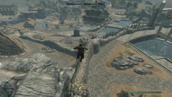 Bugs Games: Баги в The Elder Scrolls 5: Skyrim