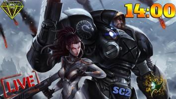 Свеженький Стрим по Starcraft 2 - от 21.02.15