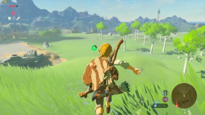 "Legend of Zelda: Breath of the Wild ""Геймлей эмулятора Cemu 1.7.4c"""