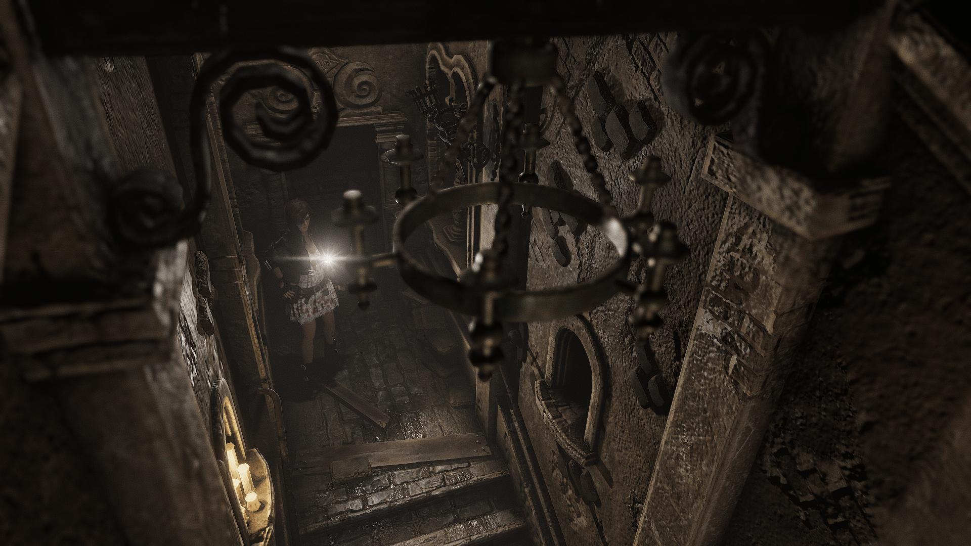 В Чили создают свой аналог Resident Evil и Silent Hill - Tormented Souls