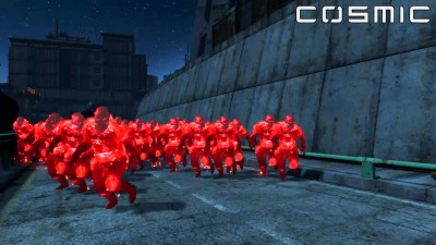 "FALLOUT 4 ""20,000 Red Ghouls против The Commonwealth"""