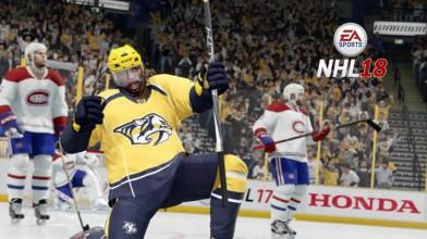NHL 18 Тизер (Опять ПК в пролете)