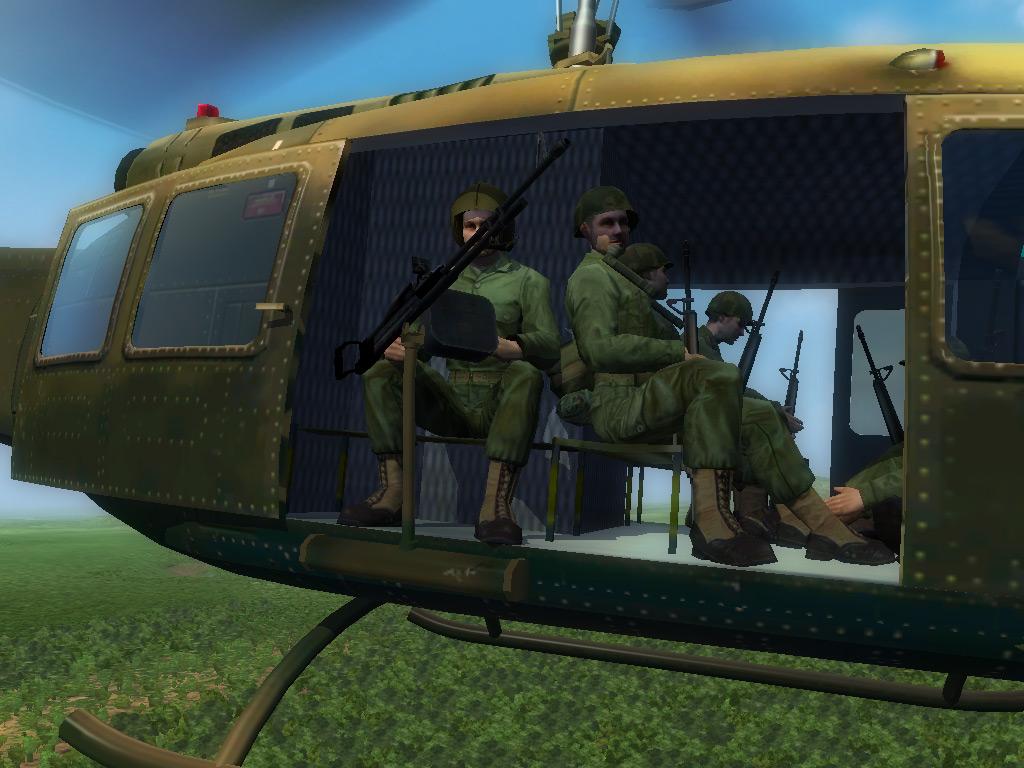 Стрелялки про вьетнам 9 фотография