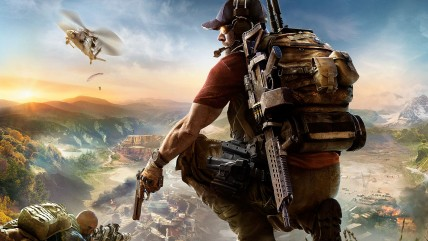 Ghost Recon: Wildlands - Улучшение управления вертолетом