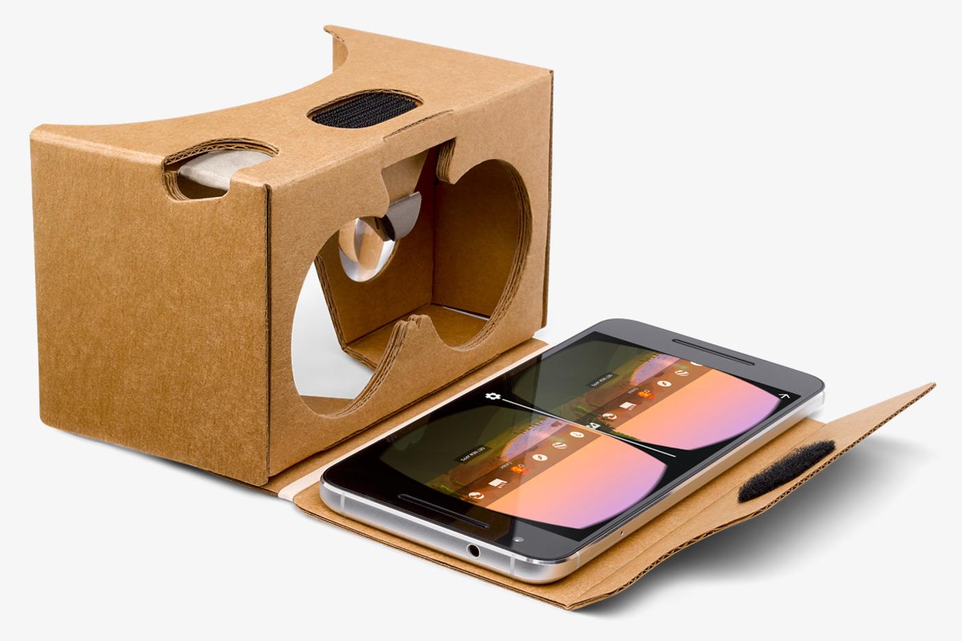 Делаем очки виртуальной реальности в домашних условиях 5