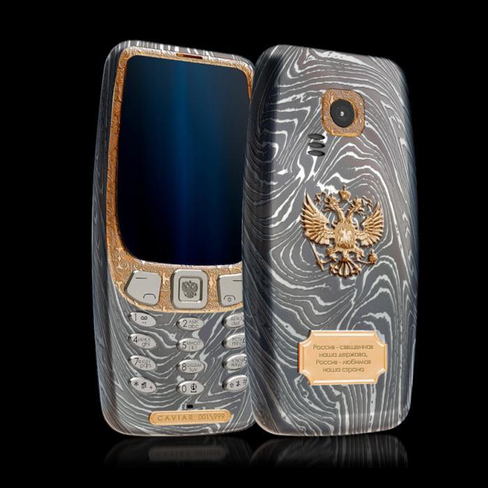 В РФ стартовали продажи новой версии нокиа 3310